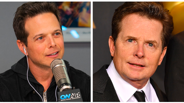 Ryan Seacrest - Scott Wolf Tells Hilarious Story After Getting Mistaken for Michael J. Fox
