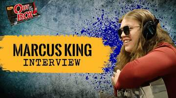 Out Of The Box - Marcus King Explains Multiple Meanings Of His New Album's Title