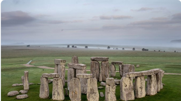 BC - Mystery Over Who Built Stonehenge May Finally Be Solved