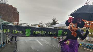 Photos - Coast 93.3 @ Monster Dash 10.27.19