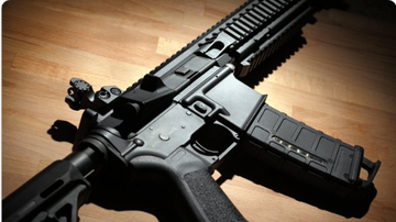 BC - Pregnant Mom Uses AR-15 To Kill Home Intruder