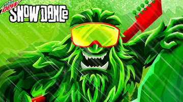 Contest Rules - Mtn Dew Snow Dance Giveaway Contest Rules