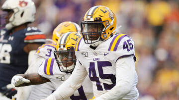 Louisiana Sports - LSU LB Michael Divinity Hoping To Turn Trouble Into Triumph