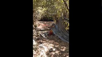 John and Ken - Third Homeless Encampment Cleanup Starts in Sepulveda Basin