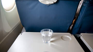 Hannah - Water on most U.S. Airlines isn't safe