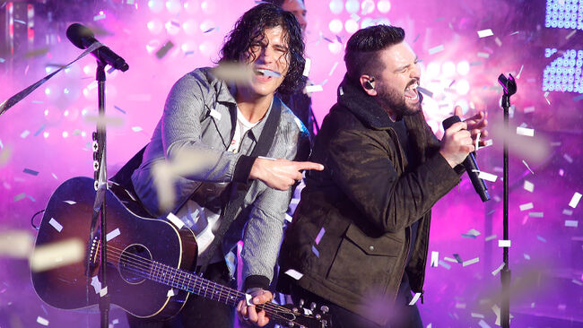 Dan + Shay Confess Which CMA Category They Hope To Win