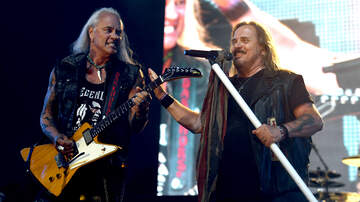 Jim Kerr Rock & Roll Morning Show - Lynyrd Skynyrd Guitarist Says Free Bird Feels Like Part Of His Religion