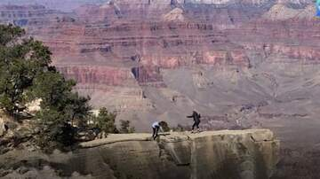 Klinger - Daughter Almost Falls At Top Of Grand Canyon While Taking Pic Of Mom