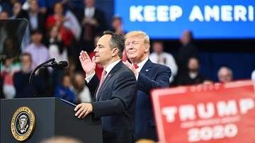 Leland Conway - Trump In KY: Supports Governor Bevin Ahead On Eve Of Election
