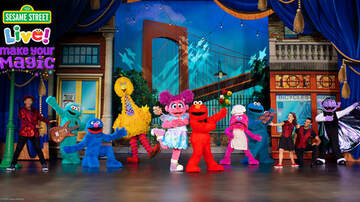 None - Sesame Street Live! Make Your Magic at Orleans Arena