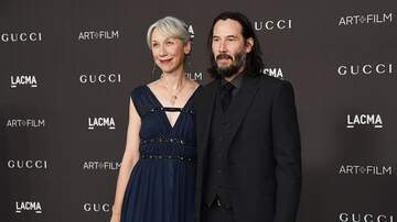 None - Keanu Reeves Hits Red Carpet With Rumored Girlfriend