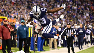 Sports Desk - Cowboys Pull Away Late To Beat Giants
