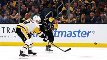 Sports - Brad Marchand Jokes His Hands Are Missing After On-Ice Gaffes