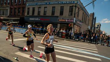 Sisanie - One Woman Ran The New York City Marathon While Pumping