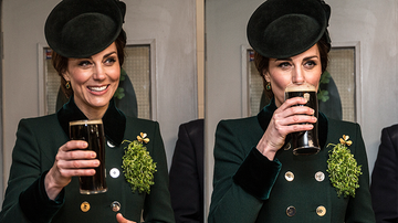 Entertainment News - Kate Middleton Snuck Into London Pub For A Girls Night Out