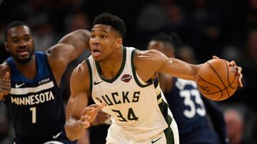 Bucks - Bucks blow out Timberwolves 134-106