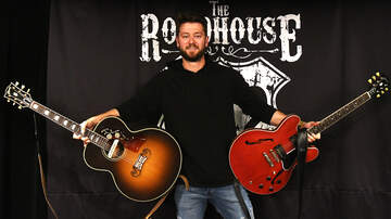 The K102 Roadhouse - PHOTOS: Adam Doleac in the K102 Roadhouse