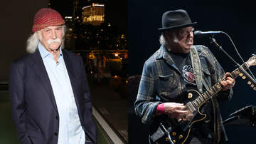 Rock News - Neil Young Won't Rule Out CSNY Reunion Despite His David Crosby Grudge