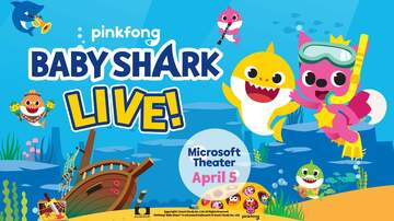 None - Baby Shark LIVE!
