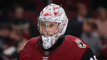 image for Coyotes Goaltender Darcy Kuemper selected to NHL All-Star Game