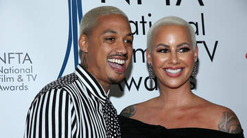 Roxy Romeo - Amber Rose Introduces New Baby & the Internet, Of Course, Found a Problem!