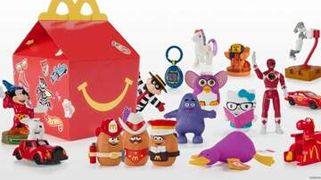 Suzette - McDonald's Is Bringing Back Their Iconic Happy Meals Toys