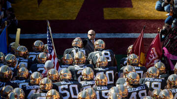 Gopher Blog - Gophers Drop to #17 As First CFB Playoff Rankings are Released | KFAN 100.3