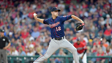 Twins Blog - Perez's option declined; Odorizzi gets qualifying offer | KFAN 100.3 FM