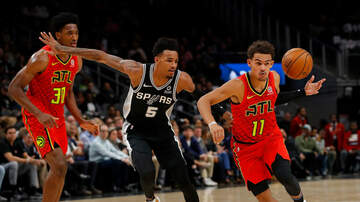 SPURSWATCH - Hawks Rally Past Spurs With Huge Fourth Quarter