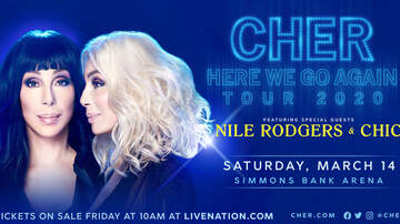image for Cher at Simmons Bank Arena
