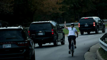 The Joe Pags Show - Cyclist Who Flipped Off Motorcade Wins Virginia Election