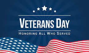 Amy Malone - Food Deals & Freebies On Veterans Day November 11, 2019