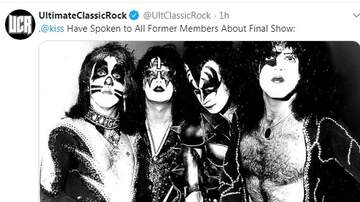 Paul and Al - KISS Reportedly Invites Surviving Former Members To Final Show
