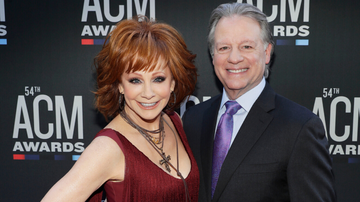 Women of iHeartCountry - Reba McEntire Splits From Boyfriend Skeeter Lasuzzo After Dating Two Years