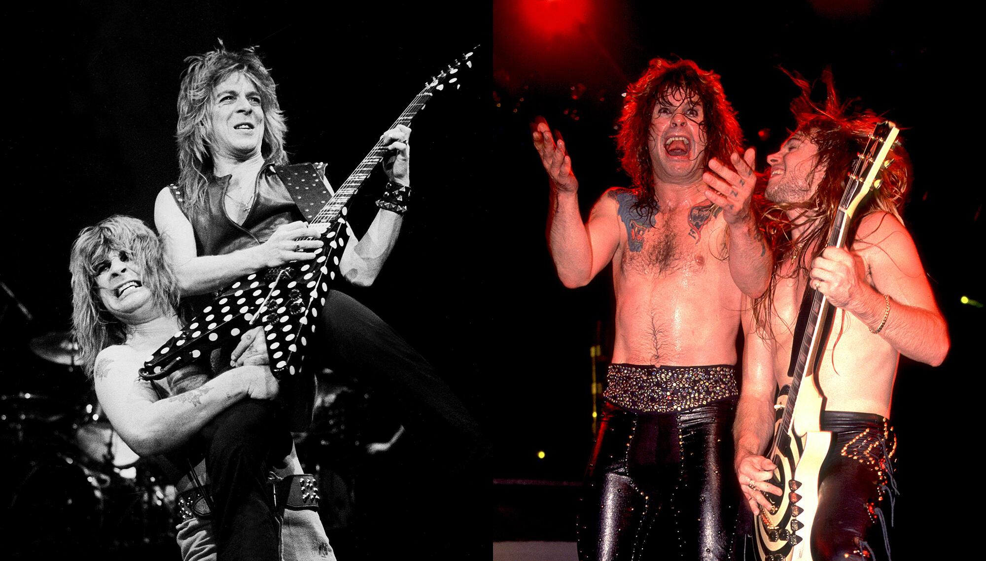Ozzy Osbourne Compares His Two Best Guitarists: Randy Rhoads, Zakk Wylde
