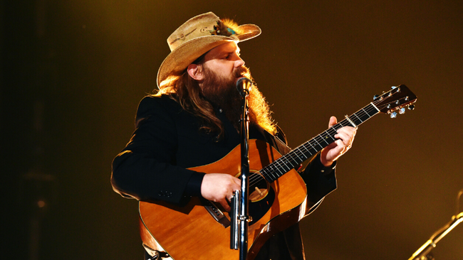 Chris Stapleton Teams Up With Lego For New 'Second One To Know' Video