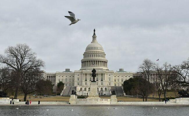 TOPSHOT-US-POLITICS-SHUTDOWN-CAPITOL