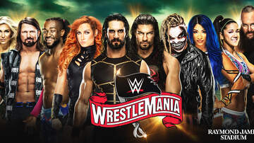 image for WRESTLEMANIA- At Tampa's Raymond James Stadium!!!