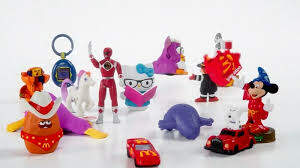 Frank Bell - Classic Happy Meal Toys Back This Weekend Only