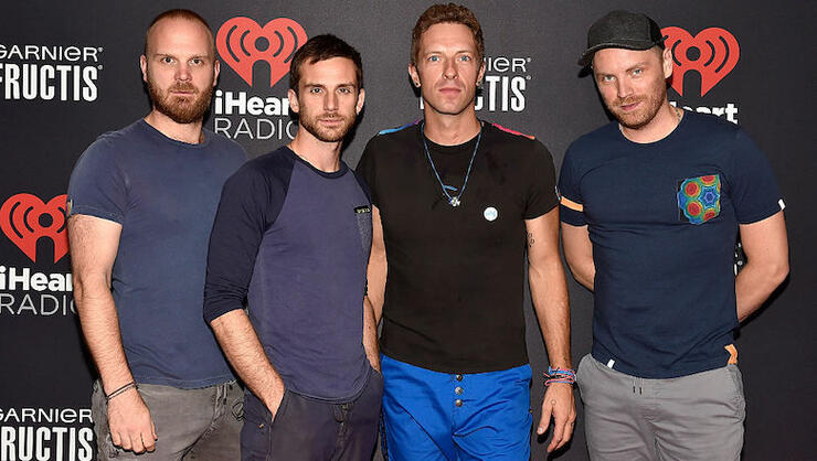 Coldplay Tease New Song 'Daddy' Along With Breathtaking Animated Visuals | iHeartRadio