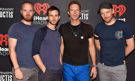 Entertainment News - Coldplay Addresses Gun Control In Preview Of New Single 'Guns'