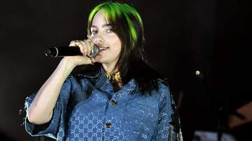 Trending - Billie Eilish Is Rockin' A New 'Do Because Someone Burned Off Half Her Hair