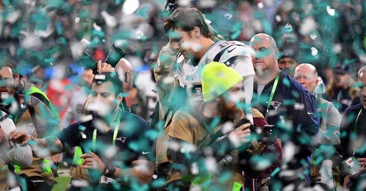 Tom Brady super bowl loss