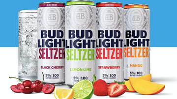 Maverick - Bud Light Is Releasing Its Own Spiked Seltzer in 2020
