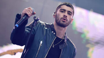 Headlines - Zayn Malik Teases Hot New Song 'Flames' Feat. R3hab & Jungleboi