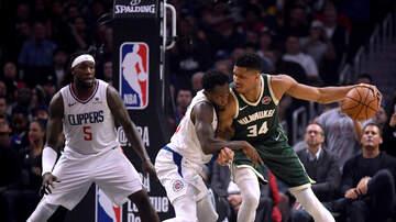 Bucks - Bucks extend winning streak to four games, beat Clippers 129-124