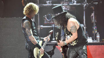 Rock News - Slash Wanted To Be A Bassist Before Picking Up Guitar