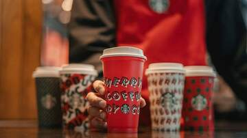 Holidays - How To Get A Free Reusable Holiday Cup From Starbucks Today