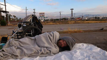 Bill Cunningham - Las Vegas Outlaws Sleeping, Camping on Downtown Streets