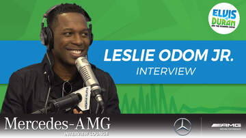 Elvis Duran - Leslie Odom, Jr. Would Not Be Able To Go Back And Perform 'Hamilton' Again